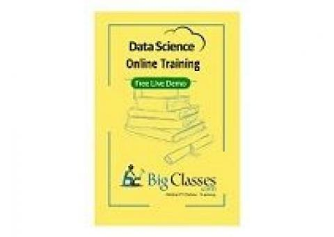 The Best Data Science Online Training | By Real Time Expert - BigClasses
