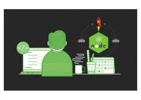 Experienced Node JS development company delivering quality services