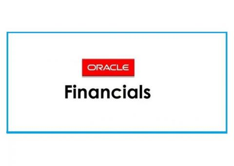 Oracle Financials Functional Training 15000 Inr +91 7036235165