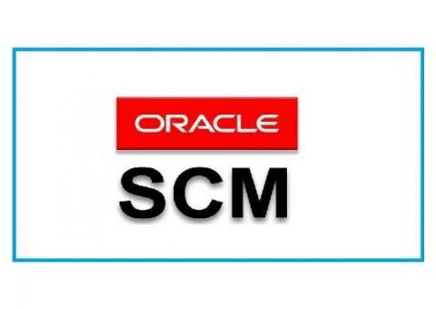 Oracle Scm Functional Online Training @ 15K INR +91 7036235165