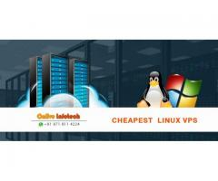 Cheapest Linux VPS Server Hosting - Onlive Infotech