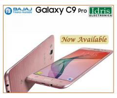 Samsung Galaxy C9 Pro Available Now Only In Idris Electronics Raipur