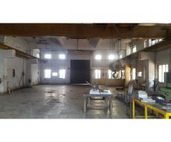 8000 sq.ft. independent building available for rent at sativali - Vasai