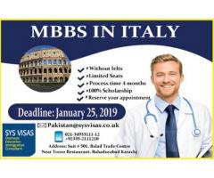 Mbbs In Italy