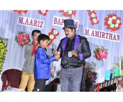 Jebaevents - 9677327210 magic shows in tirunelveli