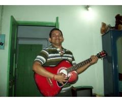 Guitar classes in kolkata by pratanu banerjee