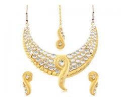 Save Upto 70% OFF on Indian Wedding Jewellery