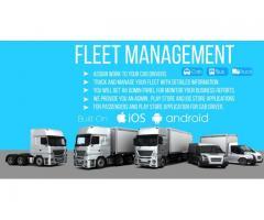 Taxi/Bus/Truck Booking App Developers | Fleet Management Software