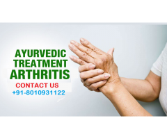 ayurvedic treatment for arthritis in Geetanjali Enclave | +91-8010931122