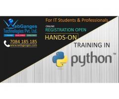 Python Programming Language in Kanpur,Lucknow,Kolkata
