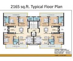 Omaxe 2165 sq ft Celestia Royal Premier Floors In New Chandigarh Mullanpur