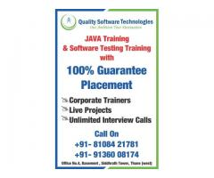 Best Software Testing Course & Placement @ Quality Software Technologies (Thane-Kalyan)