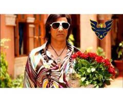 Vikram Pratap Singh in a new look
