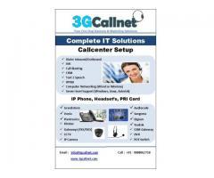 .Call Centers Predictive Dialer, IVR,