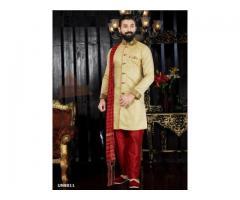 Best simple sherwani designs online in India