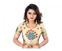 Buy Lehenga Blouse Online in India at Eanythingindian.com