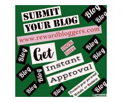 Instant Approval Free Guest Blog Posting Sites
