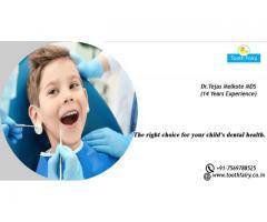 Best Pediatric Dental Doctor in Hyderabad