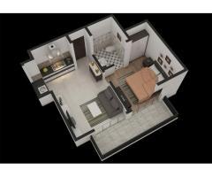 CHD Y-Suites 1 BHK Luxury Apartment In Sector 34 Sohna