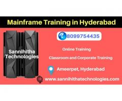 Mainframe Training in Hyderabad