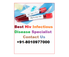 Best hiv infectious disease specialist in gurgaon Sector 3 | +91-8010977000