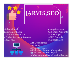 jarvis SEO and Digital Marketing