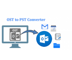 Stella How to Convert OST to PST