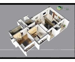 3D Architectural Floor Plans, Home Floor Plan Design service