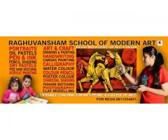 Entrance Coaching for NIFT/PEARL College of Art