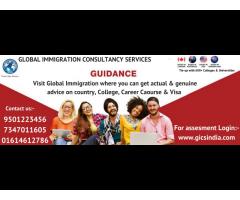 Visit Global Immigration & get guidance