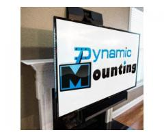 Dynamic Mounting Down And Out Television Mounts