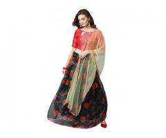 Best Offers On Brocade Lehengas At Mirraw