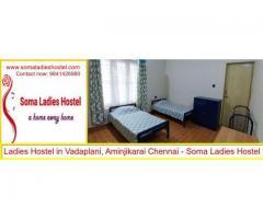 Ladies Hostels In Aminjikarai, Chennai | Paying Guest For Womens