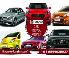 Car Repair Services Bangalore | Car Service Center Bangalore Fixmykars