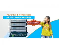 Instant UK Server Launched New Event for VPS Server Hosting
