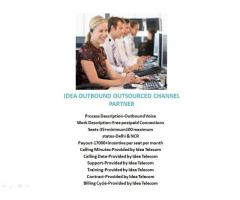 IDEA OUTBOUND OUTSOURCED CHANNEL PARTNER