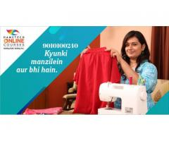Certified Courses in Garment Fashion Design at Hamstech Online