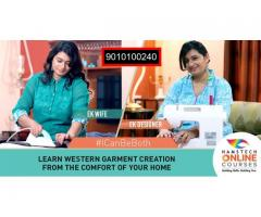 Easy Video Courses in Western Garment Construction Process