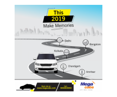 Outstation Cab Services in Bangalore - Mega Cabs