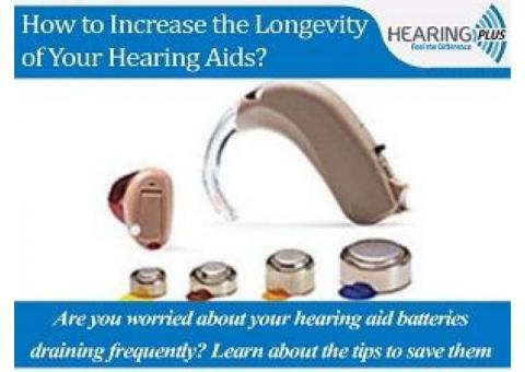 Looking for Smart Digital Hearing Aids? Try Hearing Plus