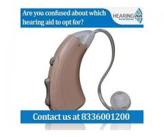 Avail the Best Hearing Aid Machine at Hearing Plus