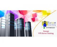 Europe VPS Server Hosting - Europe Server Hosting