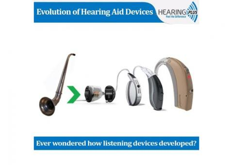 Buy Hearing Aids from Hearing Plus with Easy Payment Methods