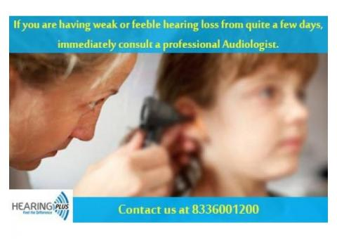Hearing Plus: One stop solution for Hearing Loss Treatment