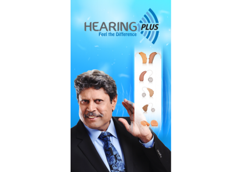 Get Smart Hearing Aids at Hearing Plus