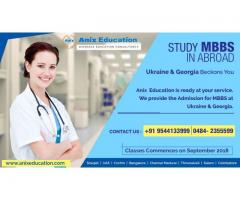 Best foreign education consultants in kerala with Anix Education