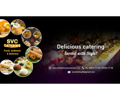 Wedding Catering Service in Coimbatore