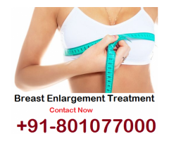 Small breast enlargement treatment in Delhi | +91-8010977000