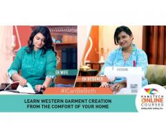 Get Classes On Western Garment Creation Process, Online!
