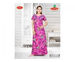 Night Dresses | Cotton Nighty Online |  Branded Womens Nighties